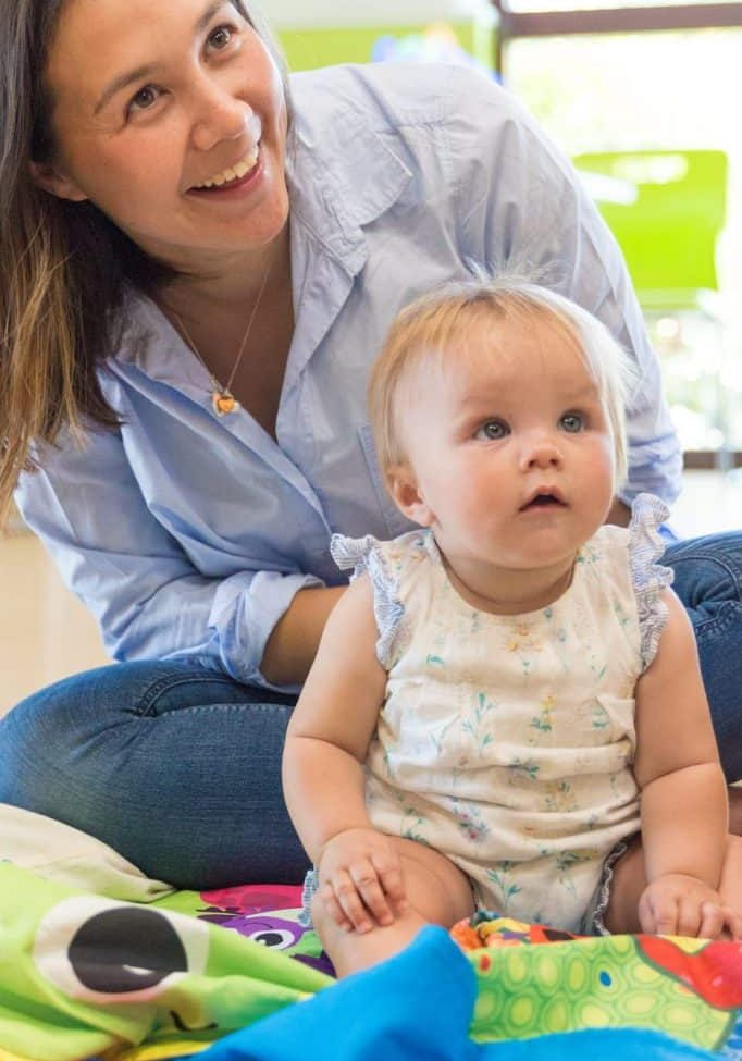 Parent and Baby Wiggle and Giggle Music and Movement Classes Development Nottingham