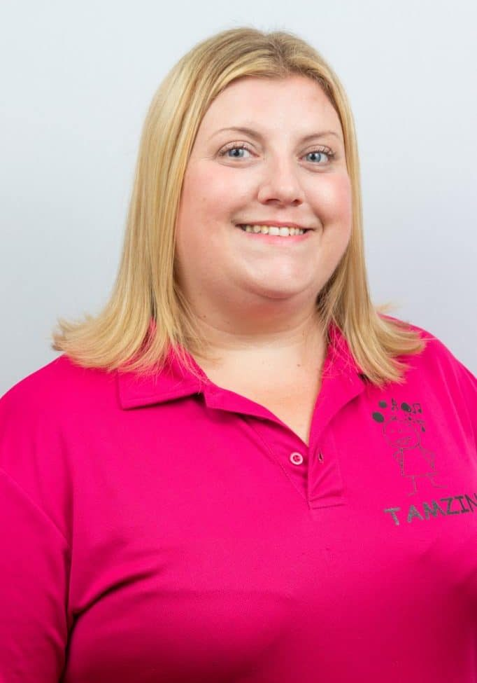 Tamzin Founder and Class Leader Wiggle and Giggle Music and Movement Team
